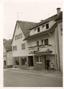 1960 Erweiterung und Neubau